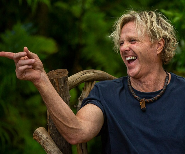 "EXCLUSIVE: Dermott Brereton on his time in the jungle: ""I lost 11 per cent of my body weight!"""