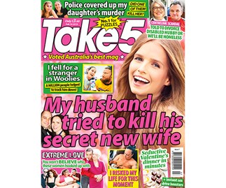 Take 5 Issue 7 Coupon - on sale now!