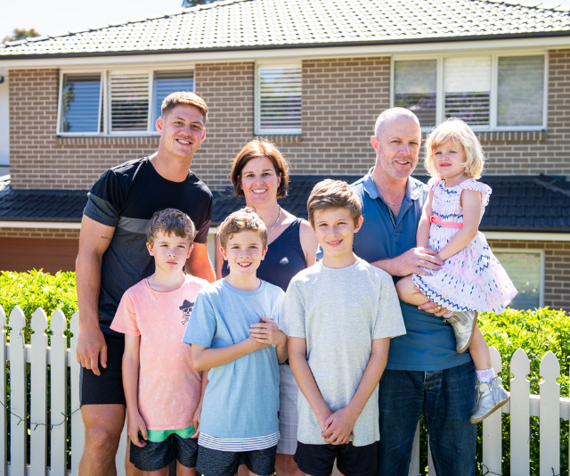 NRL Player vs. Parents: Is parenting harder than sport?