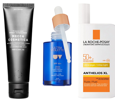 The best sunscreens that don't make you break out