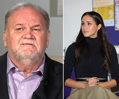The heartbreaking letter Duchess Meghan wrote to her dad after the royal wedding