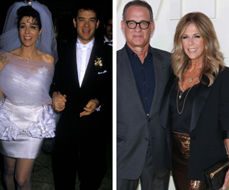 Inside Tom Hanks and wife Rita Wilson's amazing 30-year love story