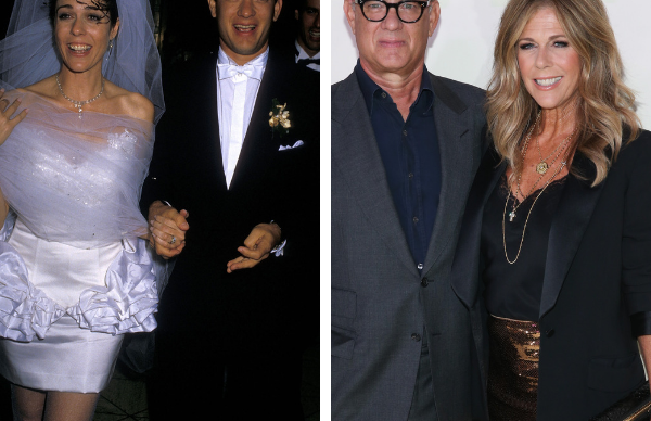 Inside Tom Hanks and wife Rita Wilson's amazing 30-year love story