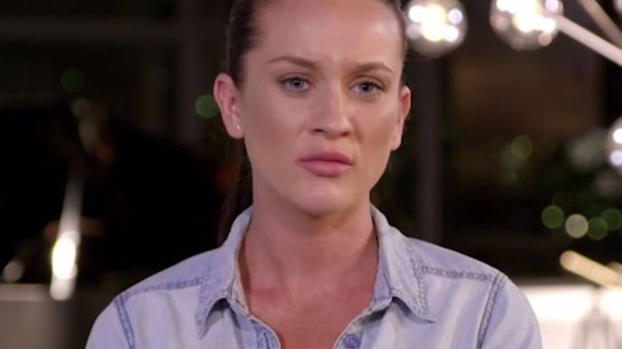 Married at First Sight: Twitter reacts to Bronson, Ines and that EXPLOSIVE commitment ceremony