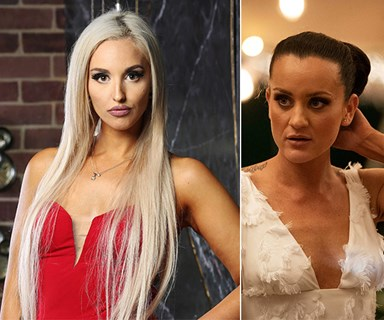 "MAFS' Elizabeth and Ines showdown: ""Stay away from my husband!"""