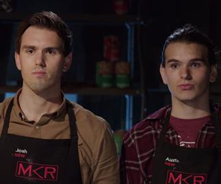 My Kitchen Rules' Josh and Austin's instant restaurant from hell