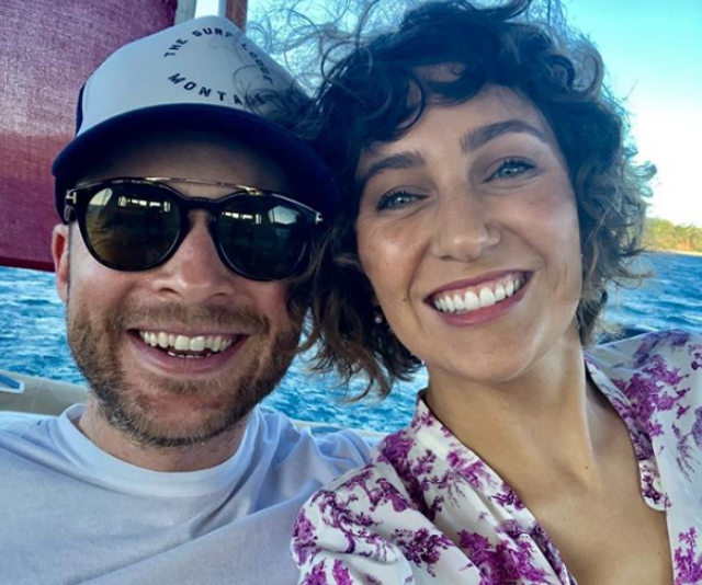 Hamish Blake and Zoe Foster-Blake's love story is straight out of a rom-com