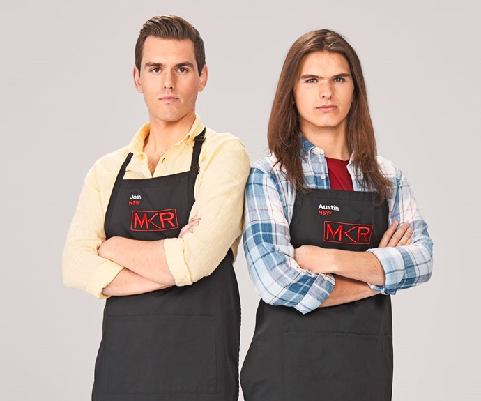 "My Kitchen Rules' Josh and Austin hit back: ""We felt attacked"""