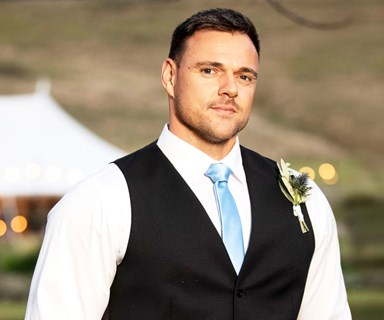 EXCLUSIVE: Married At First Sight's Bronson reflects on that explosive remark to wife Ines