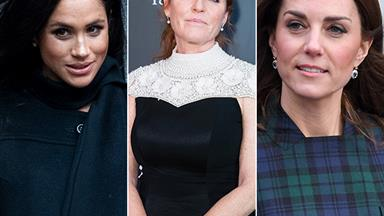Sarah Ferguson pens an open letter addressing the rumoured rivalry between Duchess Meghan and Catherine
