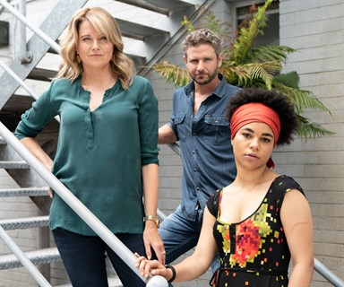 Lucy Lawless, Bernard Curry And Ebony Vagulans to star in My Life Is Murder