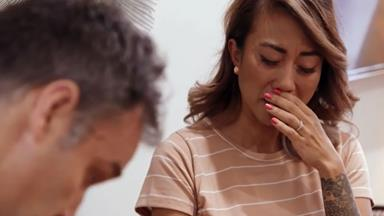 Married At First Sight Shock: Mark leaves Ning after heartbreaking fight