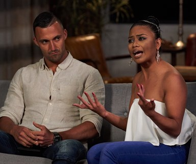 EXCLUSIVE: Married at First Sight's Cyrell reveals the reason why she and Nic fight so much