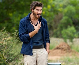 "EXCLUSIVE: I'm A Celeb's Justin Lacko explains chap stick meltdown - ""Without it, I just shouldn't exist"""