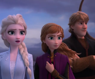 The Frozen II teaser trailer has dropped and it looks low key scary