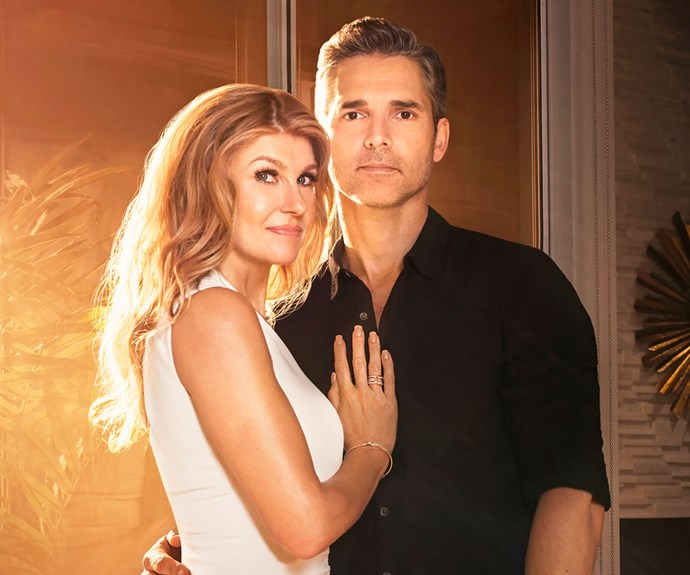Dirty John's Eric Bana and Connie Britton tell TV WEEK how the true-crime podcast was turned in to a series
