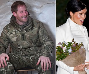 Prince Harry just shared a Valentine's Day tribute to Meghan and it's VERY unexpected
