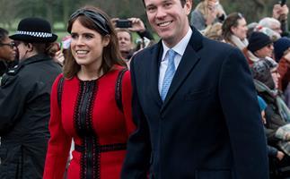 Princess Eugenie's special message to husband Jack Brooksbank