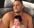 Yeah the girls! Brendan Fevola's best snaps with his adorable family