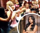 Married At First Sight's Cyrell hints at fireworks to come on girls' night