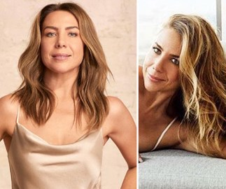 Kate Ritchie strips off and reveals her incredible figure for racy underwear photo shoot