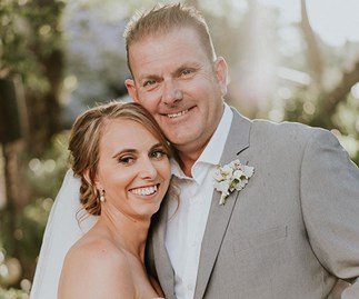 REAL LIFE: I married a man I couldn't see due to blindness, but it was magical