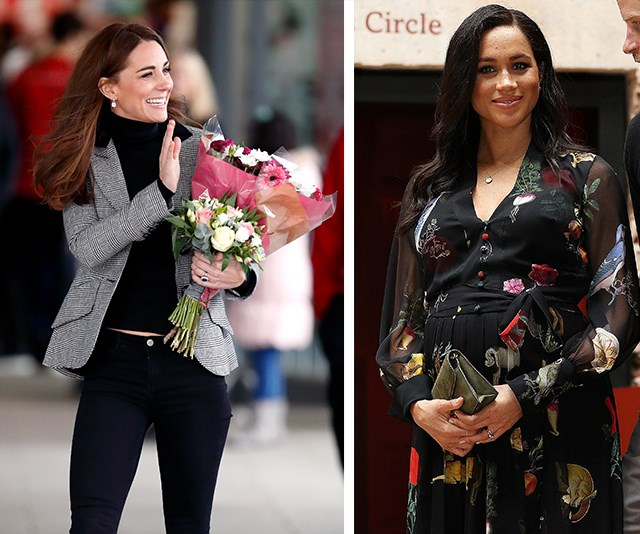 Duchess Catherine or Duchess Meghan: Aussie shoppers have a favourite royal style icon