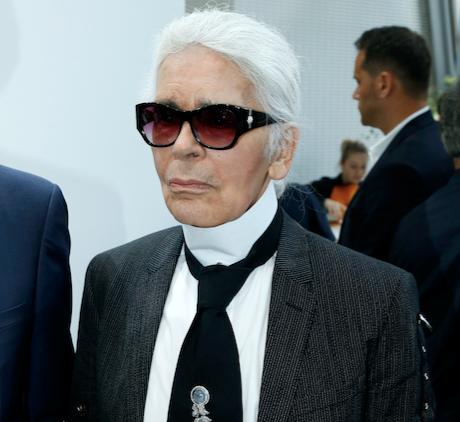 Fashion legend Karl Lagerfeld dies aged 85