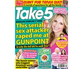 Take 5 Issue 9 Coupon - on sale now!