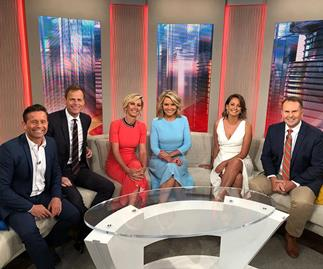Channel Nine defends Georgie Gardner in the aftermath of fevered backlash