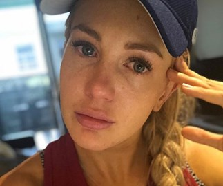 "Ali Oetjen's emotional message to online bullies: ""On my bad days your comments HURT"""