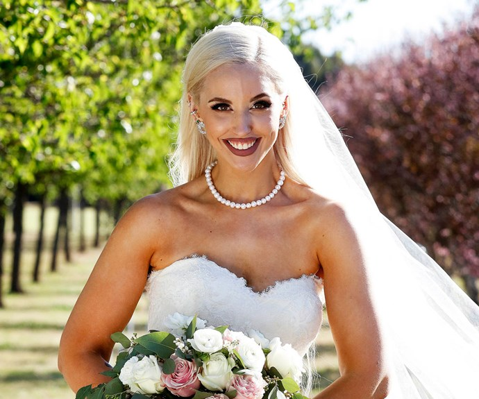 Married at First Sight Elizabeth