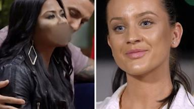 Married At First Sight: Cyrell and Melissa confront Ines and Sam about affair