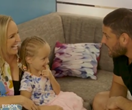 The beautiful moment Trixie tells Brendan Fevola that Fifi Box is pregnant