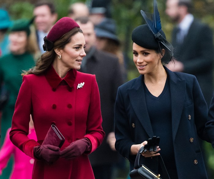 Kate Middleton skips out on Meghan's baby shower for family snow holiday