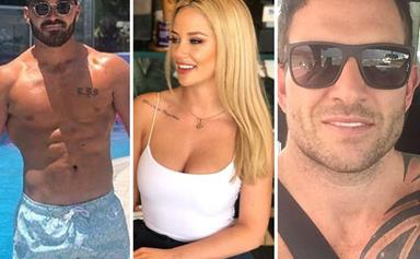 MAFS EXCLUSIVE: Jessika's love triangle with Dan and Eden