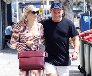 Karl Stefanovic & Jasmine Yarbrough