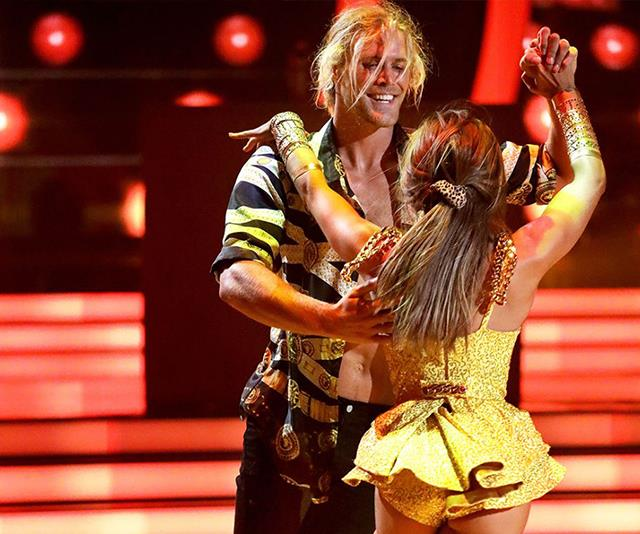 Dancing With The Stars' Jett Kenny's red-hot romance with four dancers
