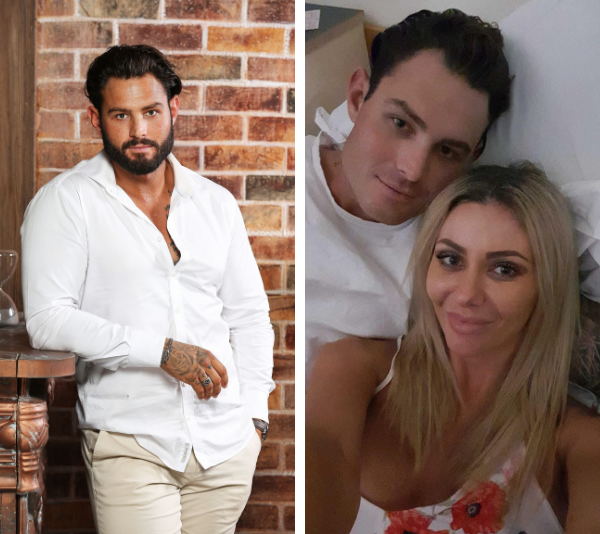 EXCLUSIVE: Married at First Sight's Sam Ball takes AVO out against former girlfriend