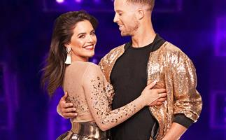 """Dancing With The Stars' Olympia Valance tells:  """"My body has never looked so good!"""""""