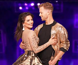 "Dancing With The Stars' Olympia Valance tells:  ""My body has never looked so good!"""