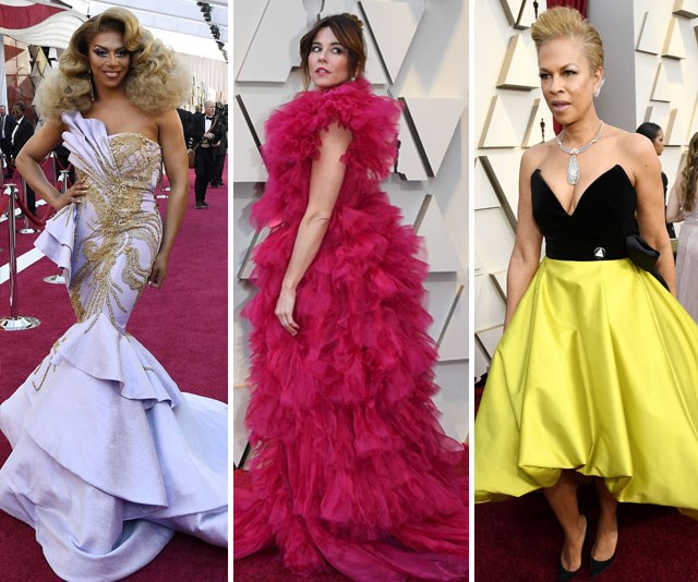 Oscars 2019 bad fashion