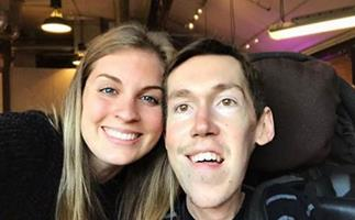 REAL LIFE: Strangers can't believe I'm dating my wheelchair-bound boyfriend but I wouldn't change a thing