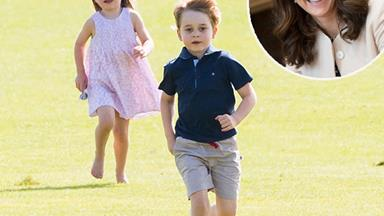 Duchess Catherine just treated Prince George and Princess Charlotte to a fun day out while on holiday