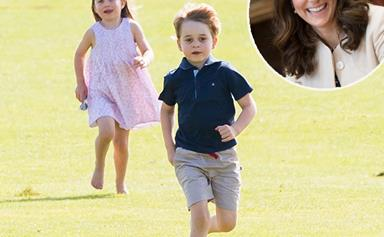 Duchess Catherine just treated Prince George and Princess Charlotte to the BEST day out