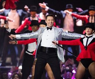 Hugh Jackman announces Australian tour dates for The Man. The Music. The Show.