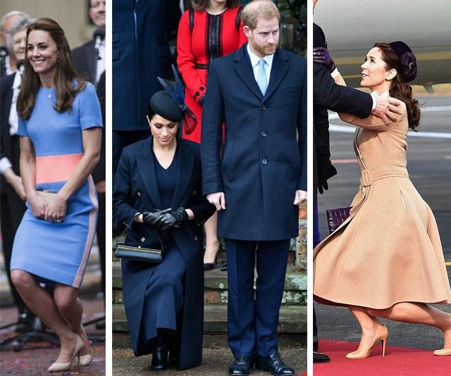 royal curtsies