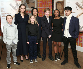 Who are Brad and Angelina's kids? Time to meet the Jolie-Pitt brood