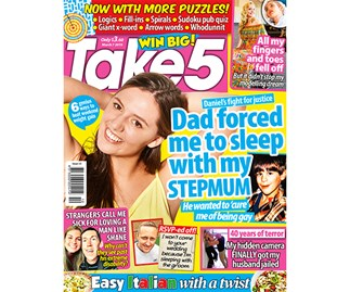 Take 5 Issue 10 Coupon