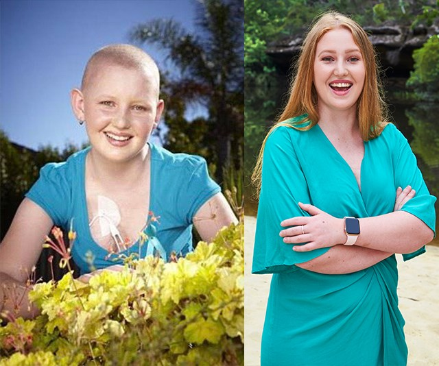 Real life: The woman diagnosed with ovarian cancer at 12 years old